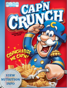 Cap'n Crunch Whistle History of Computer Hacking